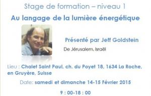 stage Jeff Gosdstein